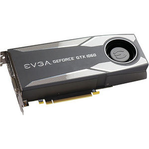 EVGA 06G-P4-5161-KR GeForce GTX 1060 Graphic Card - 1.51 GHz Core - 6 GB GDDR5 - Dual Slot