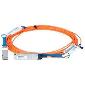 Mellanox MFA1A00-C015 MELLANOX ACTIVE FIBER OPTICAL CABLE, ETH 100GBE, 100GB/S, QSFP, LSZH, 15M