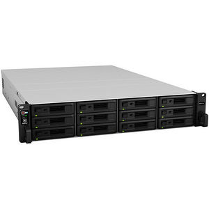 Synology RS3617XS+ SYNOLOGY NAS RACKSTATION RS3617XS+ (DISKLESS)