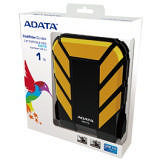 "ADATA AHD710-1TU3-CYL DashDrive HD710 1 TB Hard Drive - SATA - 2.5"" Drive - External"