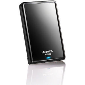 "ADATA AHV620-1TU3-CBK DashDrive 1 TB Hard Drive - 2.5"" Drive - External"