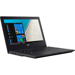 """Acer NX.VG0AA.001 TravelMate Spin B1 B118-RN TMB118-RN-C6FD 11.6"""" Touchscreen LCD 2 in 1 Notebook"""