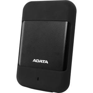 ADATA AHD700-1TU3-CBK Durable External Hard Drive HD700 1TB USB 3.0 Black Retail