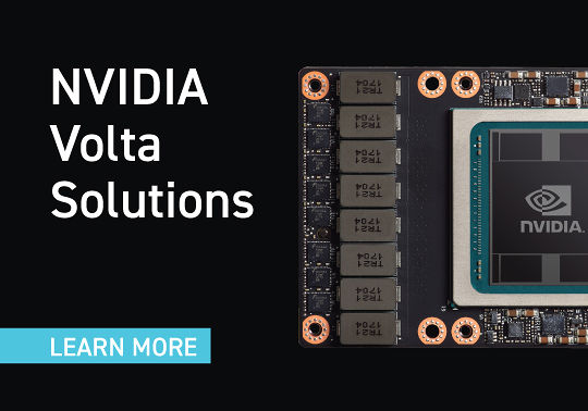 NVIDIA Volta Solutions