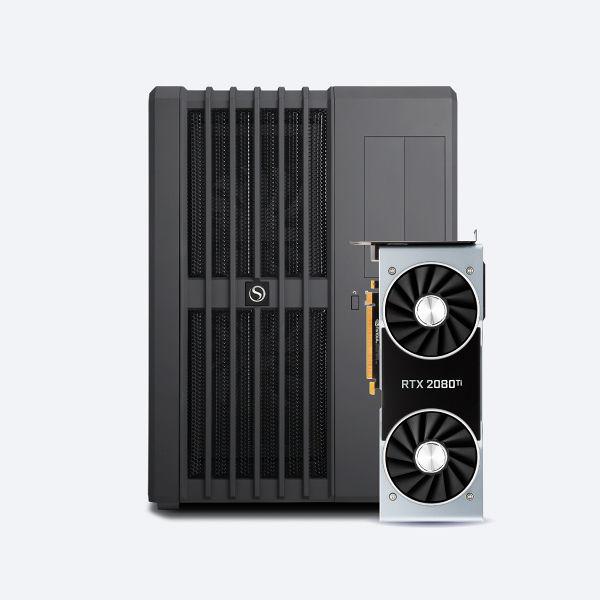 2 GPU Workstation